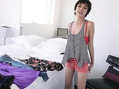 Stepsiis Olivia and Eden revved lesbo lovers