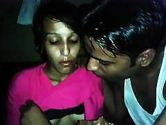 Desi Colg Teenage Chocolaty Smooch n Melon show