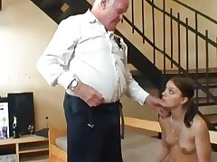 Grandpa,girl - 16.#old young #daddy.
